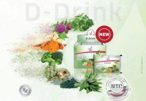 Fitline D-drink, disintossica il tuo organismo in 14 giorni.