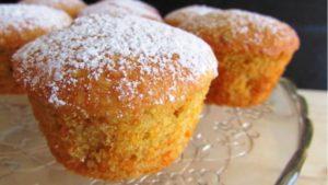 minicake alla carota: ricetta