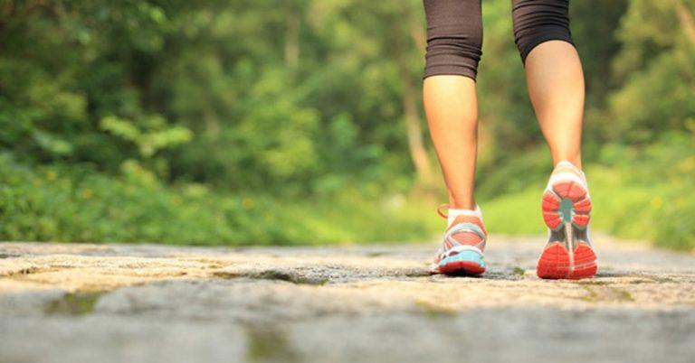 camminare o correre prova il fitwalking