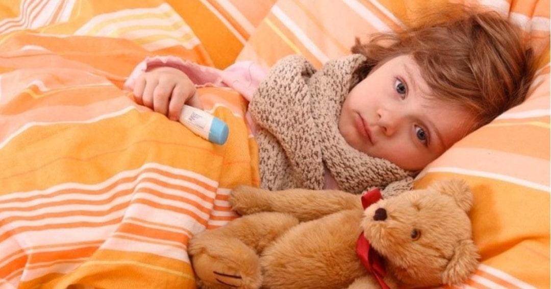 Influenza bambini: 5 consigli per prevenirla