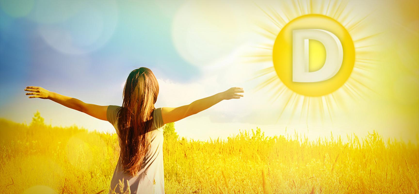LA VITAMINA D, LA VITAMINA DEL SOLE. – La Isy Galla
