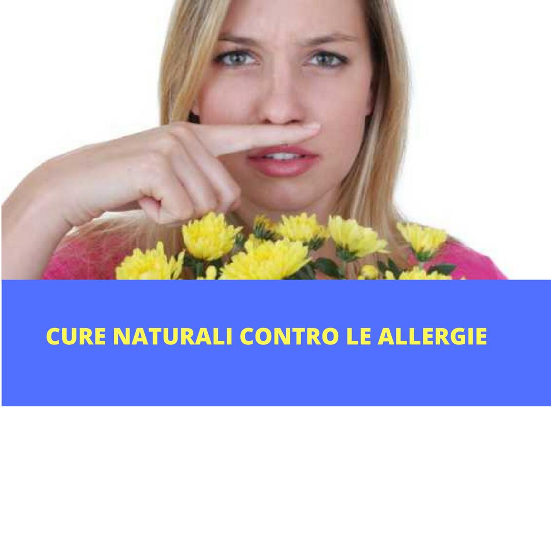 Dalla Germania un rimedio naturale contro le allergie.