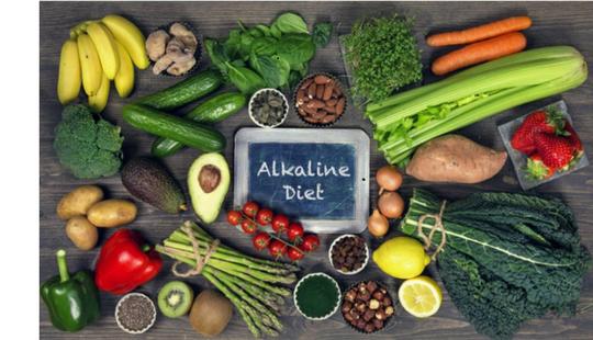 Ph alcalino; aiuta il tuo organismo a mantenerlo nel tempo
