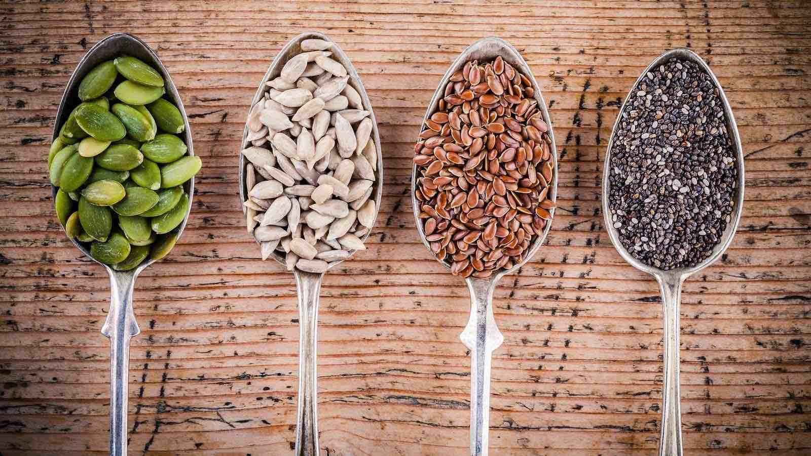 perché mangiare i semi oleosi: scopri i benefici